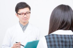 病院の先生は、相談しやすいですか?